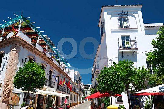 Old Town Tour Marbella