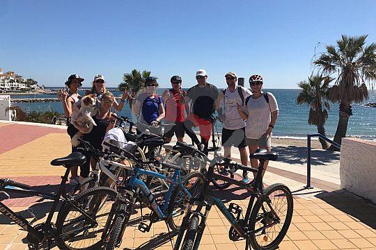 Mit dem Rad Marbella erkunden