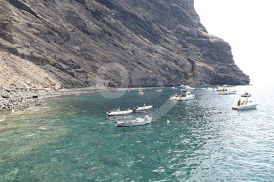 Masca boat trip to Los Gigantes