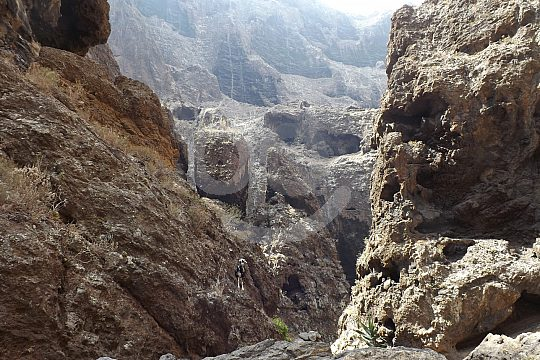 Barranco de Masca trekking
