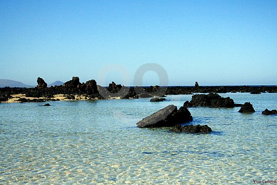 Beaches in the north of Lanzarote