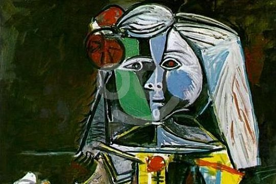 following the traces of Picasso in Barcelona