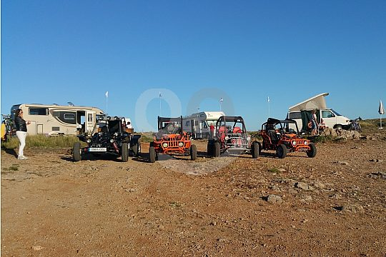 buggy tour with guide in the north of Minorca