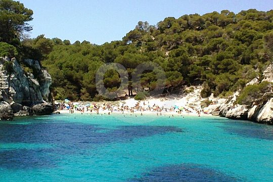 explore Menorca by boat