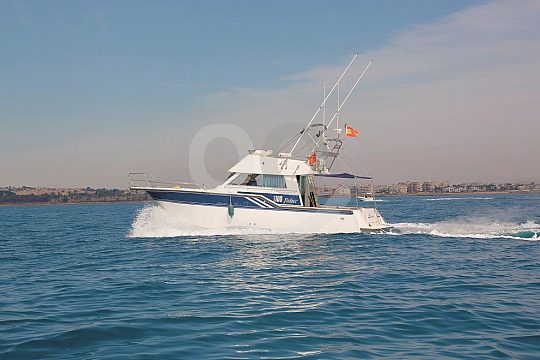 Boat trip to Tabarca from Torrevieja