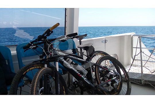 Mountainbike Tour Denia
