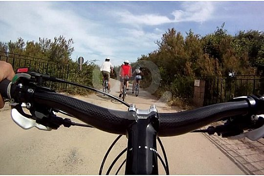 Mountain bicycle tour in Menorca