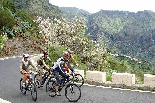 Tenerife bike tours