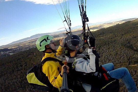 Lorca paraglider