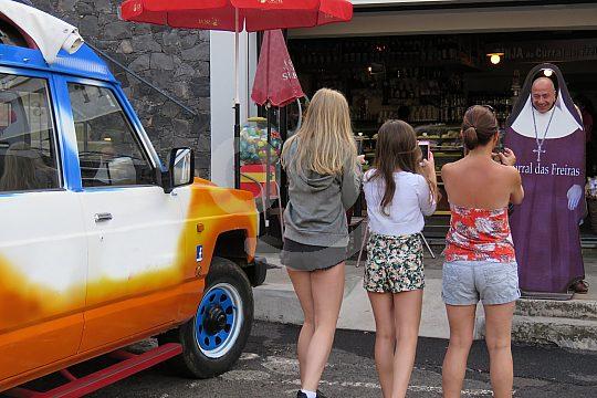 Jeep Tour to Curral das Freiras in Madeira
