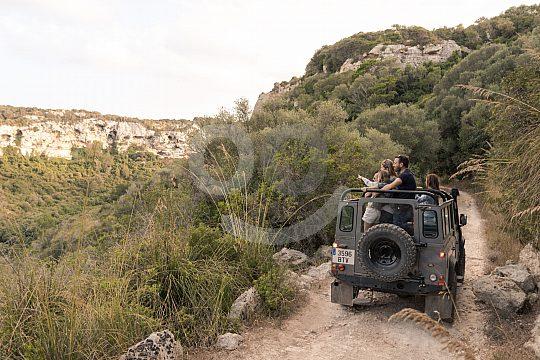 Menorca per Jeep entdecken