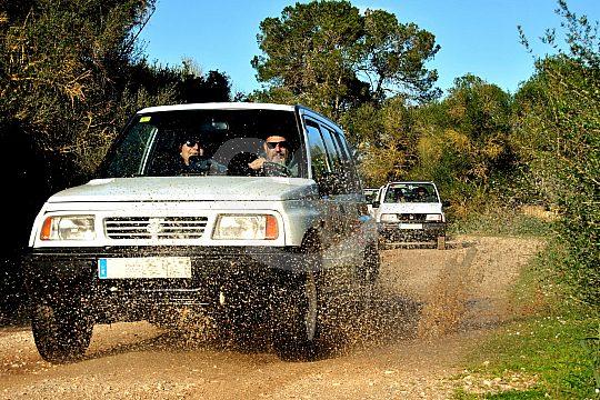 Offroad Jeep excursion Mallorca