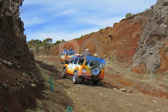 offroad jeep safari in Madeira