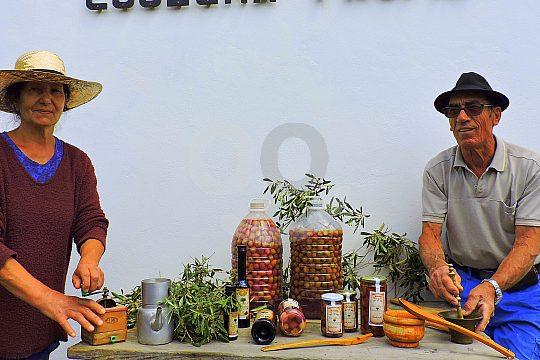 Olivenöl-Finca Tapas-Tour Fuerteventura