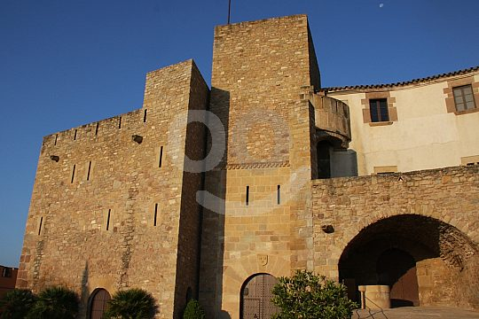 the castle from the Middle Ages