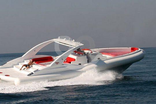 Playa de las Americas speedboat charter