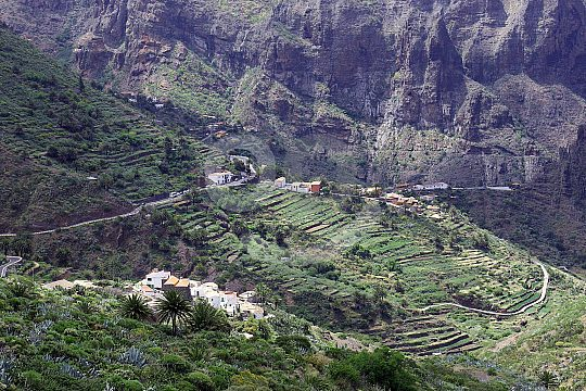 picturesque places in the north of Tenerife