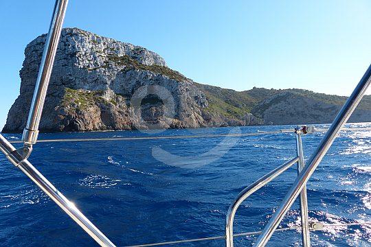sailing boat Cabrera