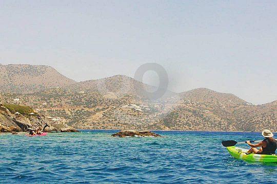 explore crete by kayak
