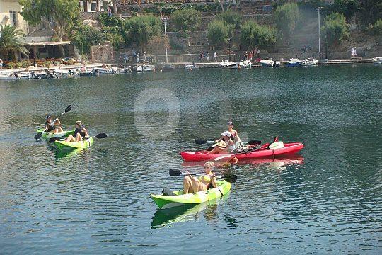 Water sports in Crete