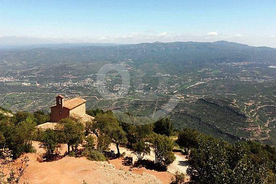 natural park Montserrat