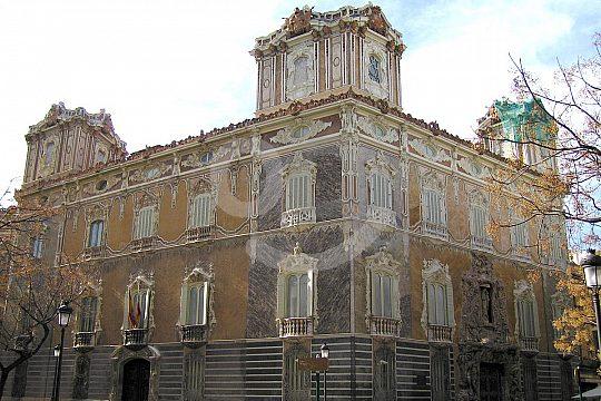 Palacia del Marques de dos Aguas Valencia