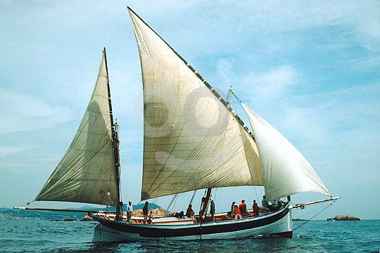 Palamos sailing