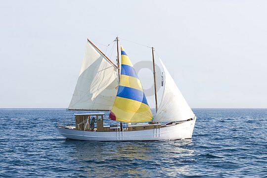 Segeln an der Costa Brava