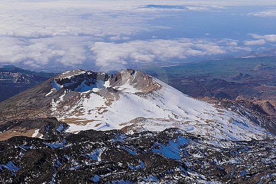 Teide in winter