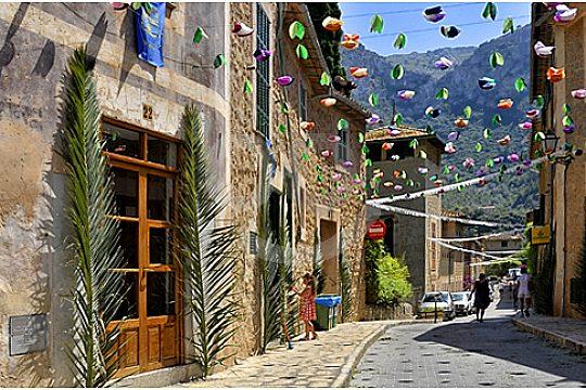 west coast village Mallorca tour