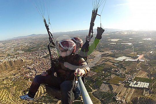 fly in Murcia