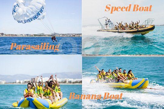 Water sports savings package Mallorca