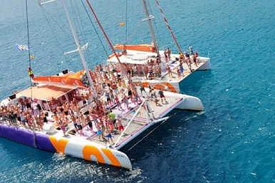 Magaluf Party Boat Tour