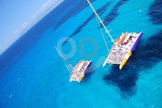 Booze Cruise in southwestern Majorca