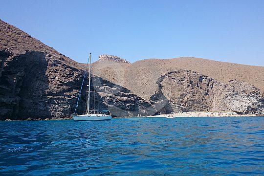 Costa Calida sailing