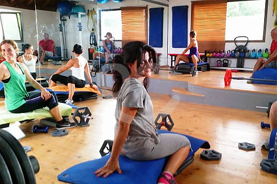 Yoga and Fitness classes