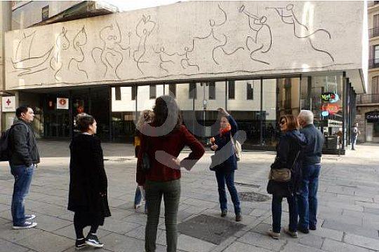 walking tour Barcelona Gothic Quarter