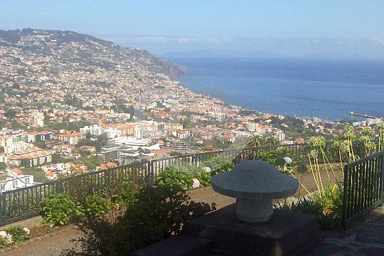 Panoramic view Madeira