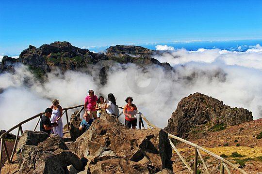 Madeira mountain tour