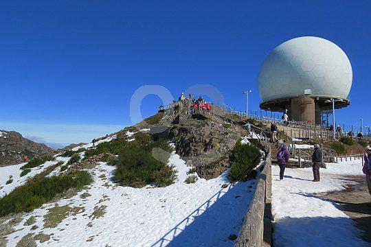 Pico do Arieiro in Madeira