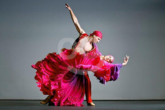 modern flamenco in Arona