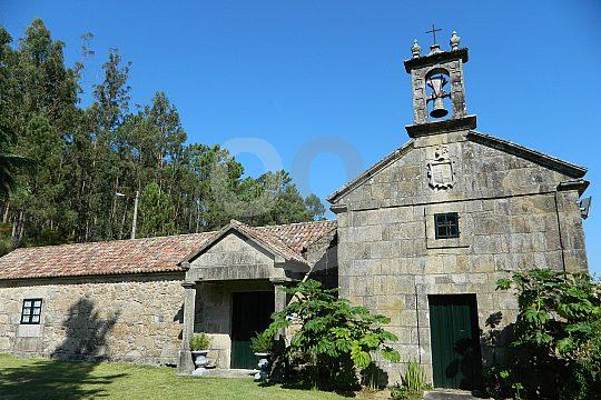Botanical Garden in Pontevedra in Galicia