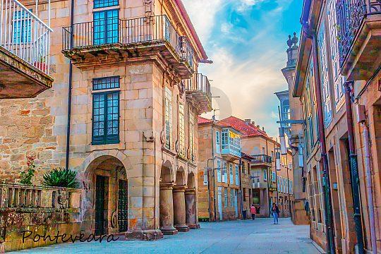 Pontevedra tour