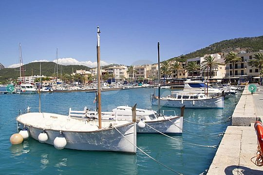 Port Andratx boat trip from Santa Ponsa