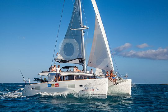 Private Catamaran Tour Fuerteventura