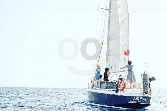 Segelbootausflug ab La Savina auf Formentera