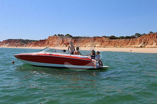 Speedboot Vermietung Algarve Vilamoura