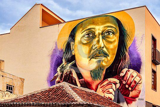 Art in Puerto de la Cruz