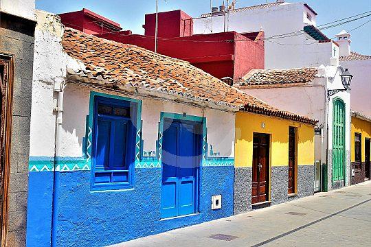 Puerto de la Cruz city