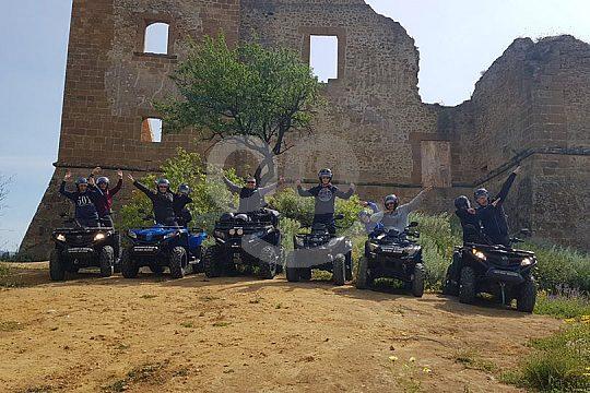 Quadfahren auf Sizilien